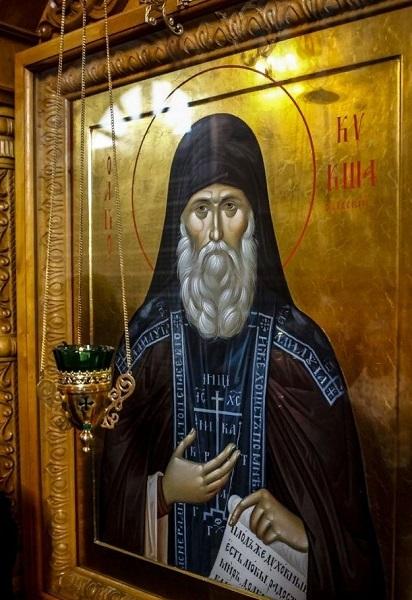 29 сентября – преподобный Кукша Одесский - Новости Братства сщмч. Ермогена